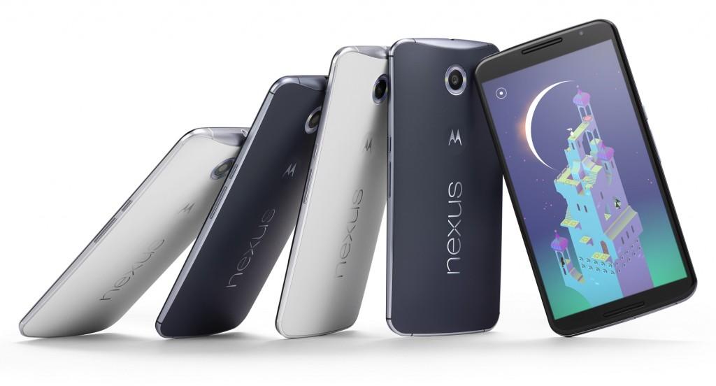 Nexus 6 kan ook in slaapstand notificaties tonen