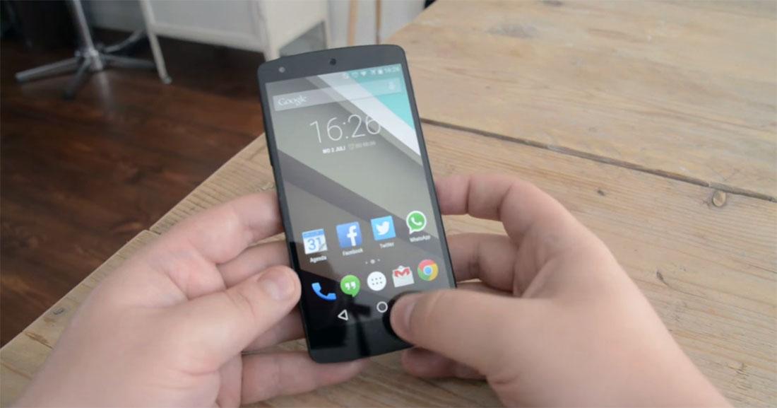 Android 5.0 Lollipop is eindelijk hier: alles over de nieuwe Android-versie