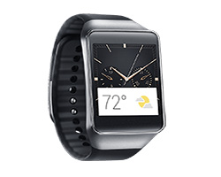 Samsung Gear Live Android Wear in 2014