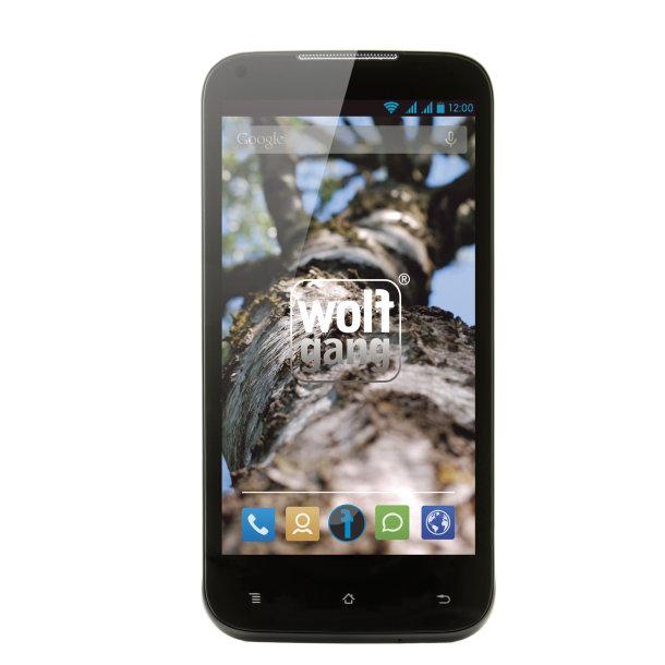 Wolfgang AT-AS45Q1: goedkope Aldi-telefoon met meer opslag morgen te koop