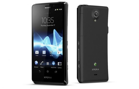 Sony Xperia T Review: vlot toestel met fijne software