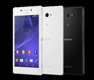 Sony Xperia M2 Aqua vanaf nu verkrijgbaar voor 249 euro