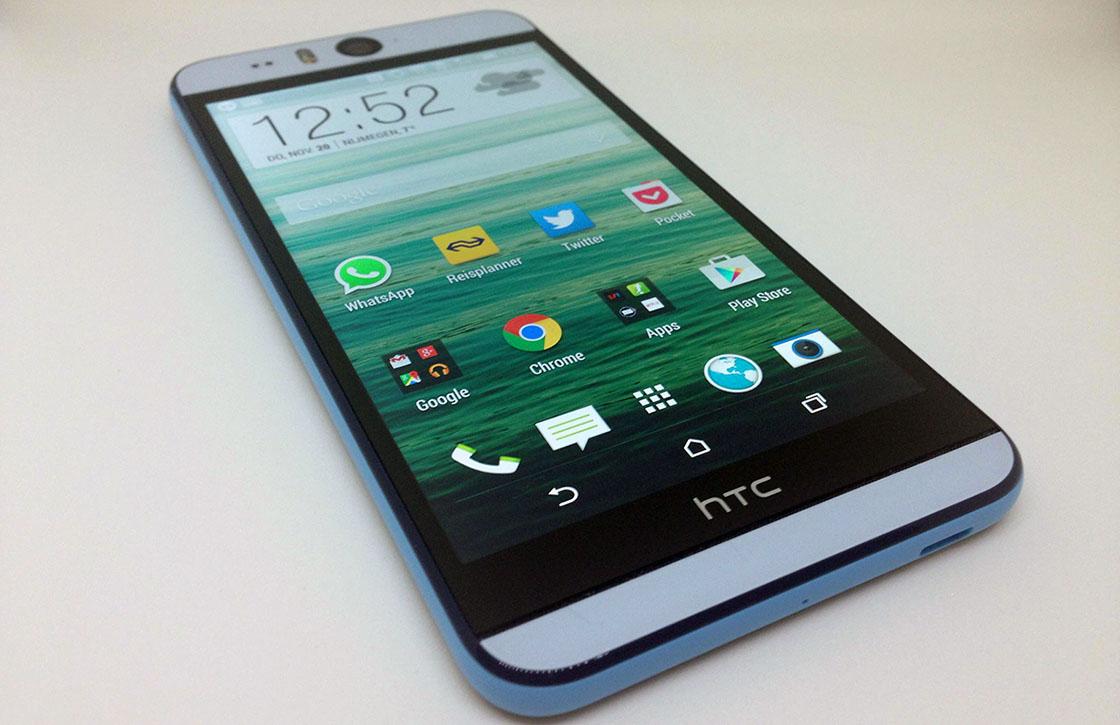 HTC Desire Eye Review: selfiesmartphone komt nét tekort