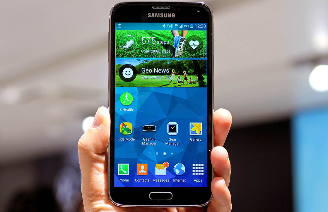 Verrassing: toch nog Android 6.0-update voor Galaxy S5 Mini