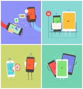 Google Copresence: eenvoudig lokaal data uitwisselen tussen Android en iOS