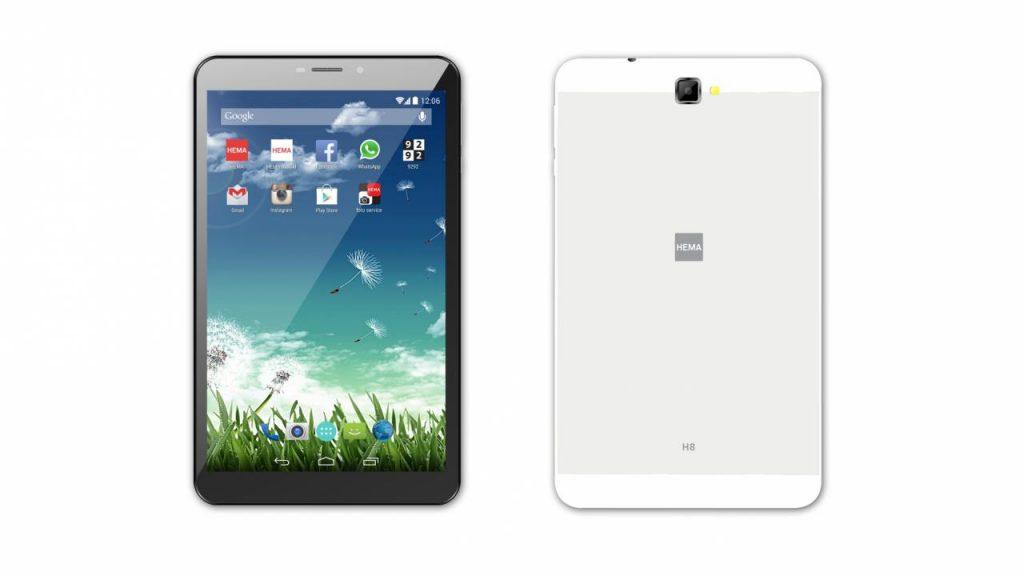 Hema tablet
