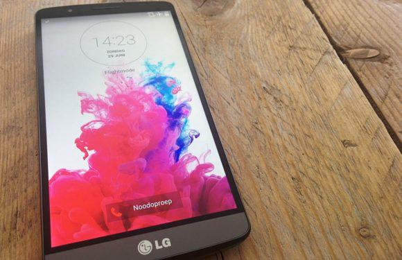 Opmerkelijk: LG G3 explodeert onder kussen