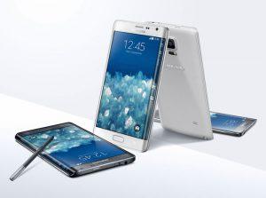 Samsung Galaxy Note Edge Nederland