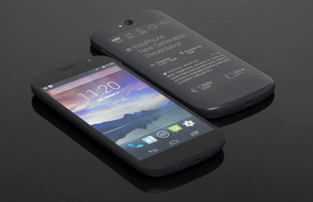 YotaPhone 2 terugblik