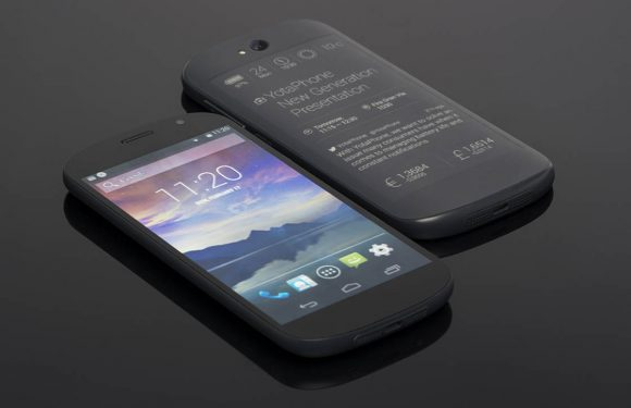 YotaPhone 2 met tweezijdig scherm duikt op in Nederland, kost 699 euro