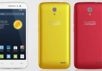 Alcatel One Touch Pop 2: goedkoopste smartphone met 4G