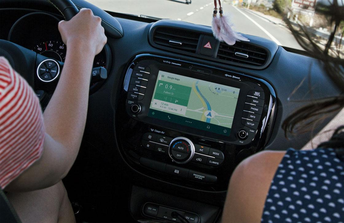 'Google werkt aan nieuw Android-besturingssysteem voor auto's'