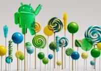 'Android 5.1.1 Lollipop verschijnt deze of volgende week'