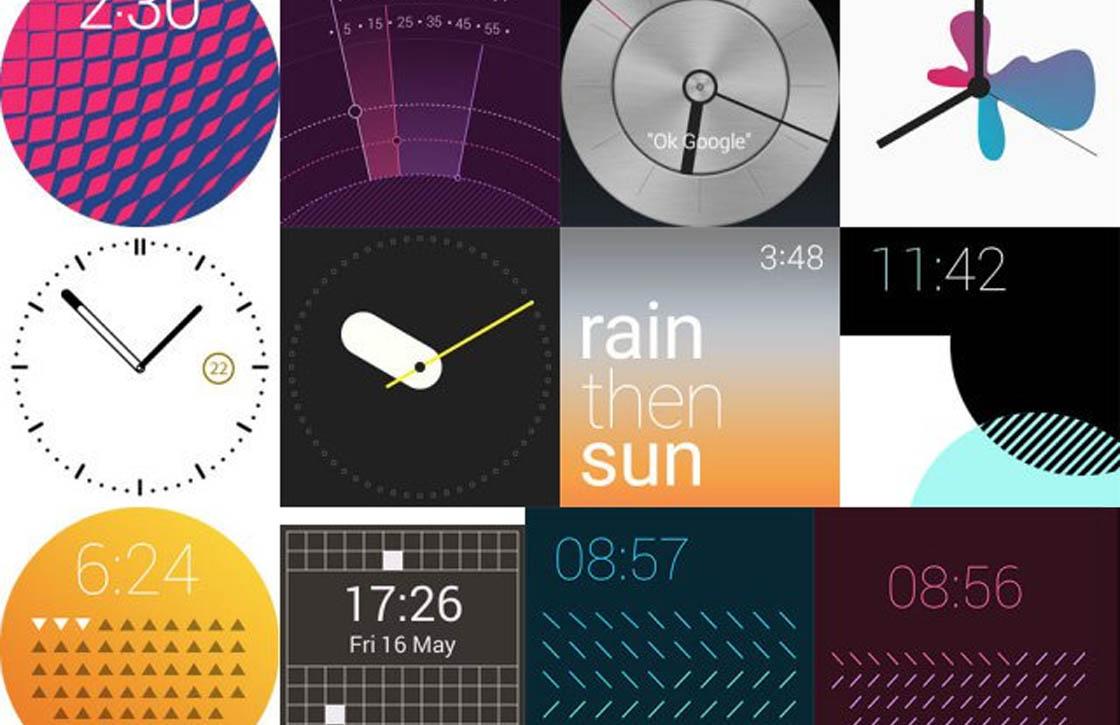 Android Wear krijgt meer features dankzij Android 5.0-update