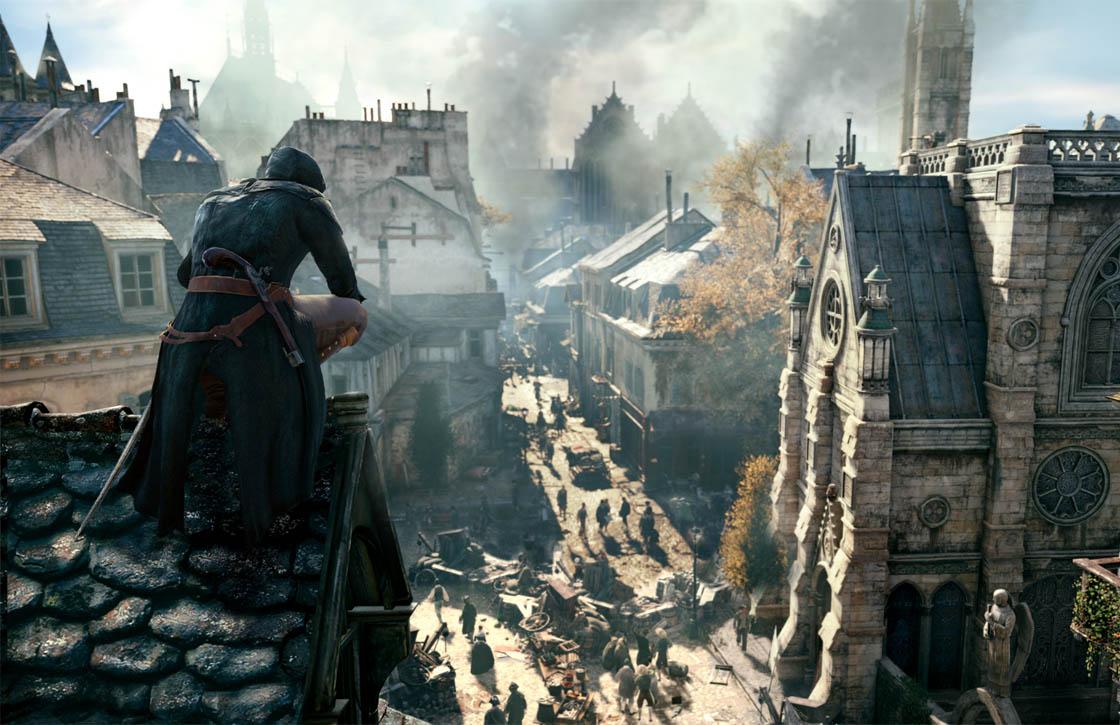 Ubisoft brengt companion-app voor Assassin's Creed Unity uit