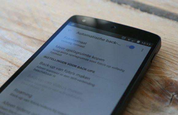 De 3 beste Android-apps om foto's in de cloud op te slaan