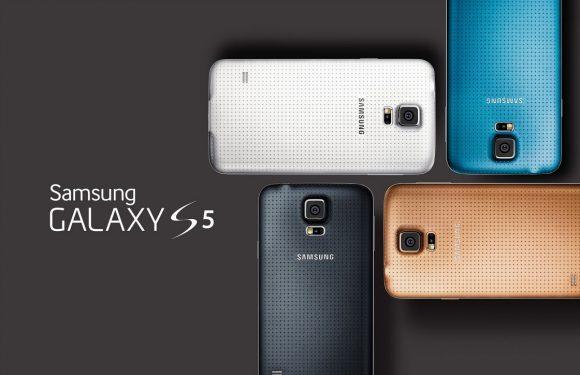 'Samsung verkoopt 40 procent minder Galaxy S5's dan verwacht'
