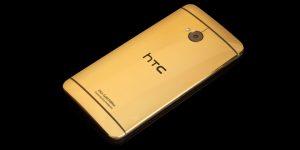 HTC One actie