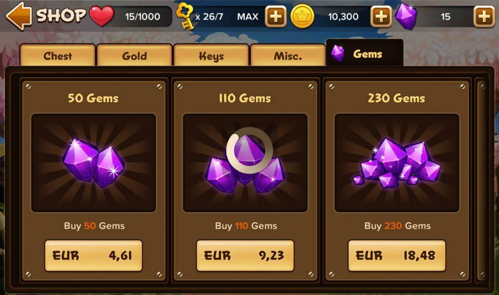in-app aankopen uitschakelen