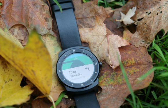 LG G Watch R Review: fraai horloge met gebrekkige Android Wear
