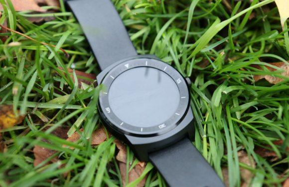 'LG G Watch R2 met 4G-ondersteuning verschijnt in 2015'