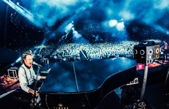 App laat Paul McCartney voor je optreden in 360 graden