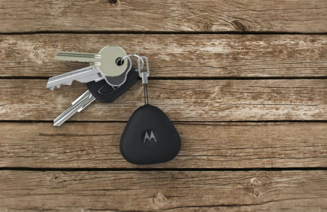 Motorola komt met slimme sleutelhanger Keylink