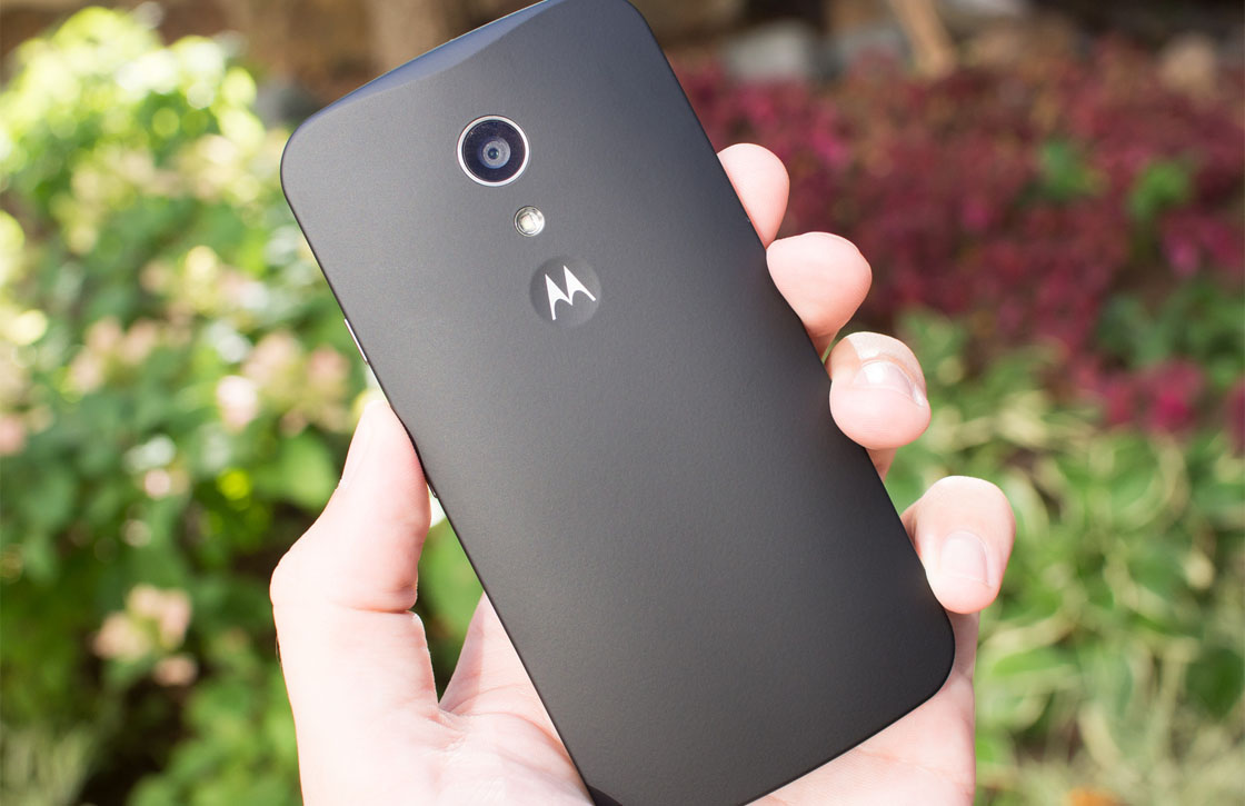 'Specificaties nieuwe Motorola Moto X uitgelekt'