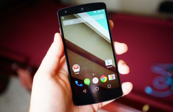 Vodafone-gebruikers met een Nexus 5 kunnen weer sms'en
