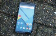 Nexus 6 videoreview: aan de slag met Motorola's grote smartphone