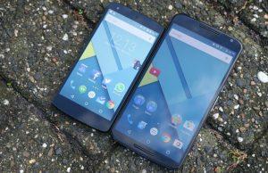 Nexus 6 android nieuws