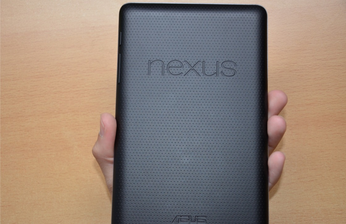 Download: Android 5.0 Lollipop voor Nexus 7 (2012)