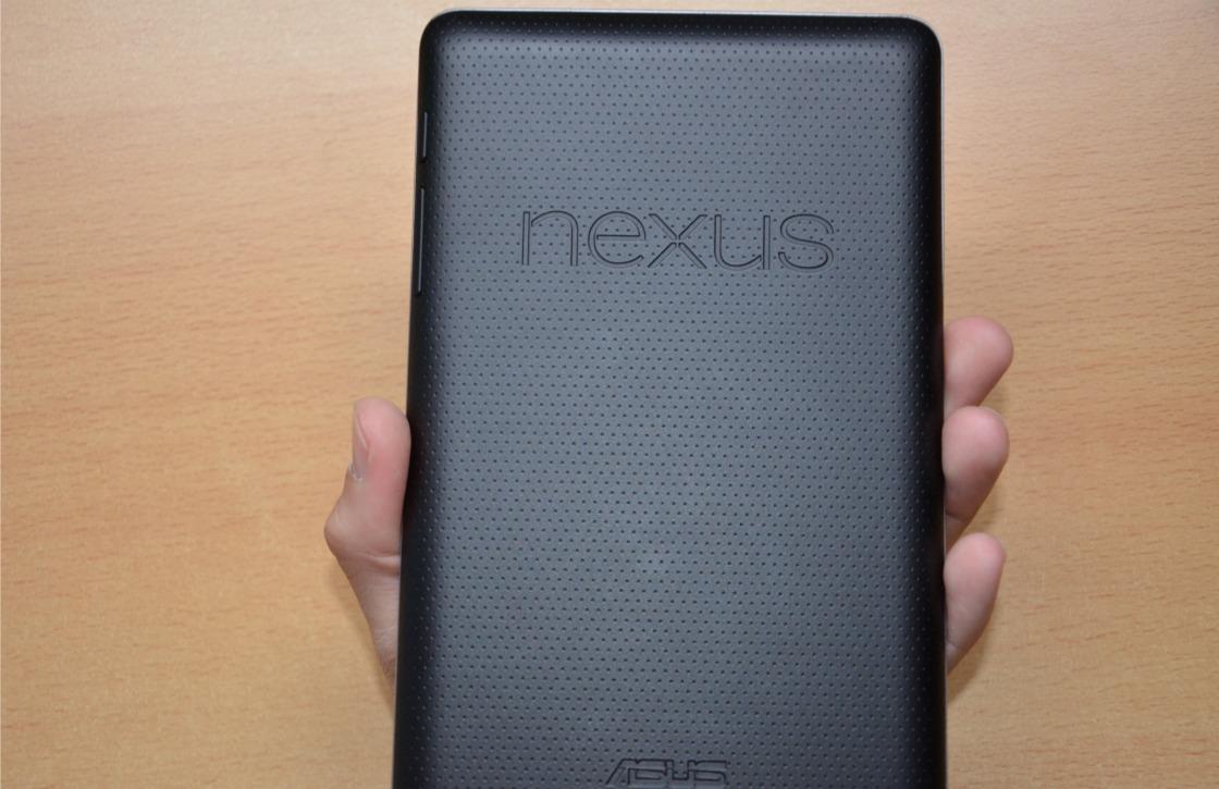 Android 5.0.2 voor Nexus 7 (2012, wifi) beschikbaar