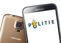Politie ontevreden over Galaxy S5 als diensttelefoon