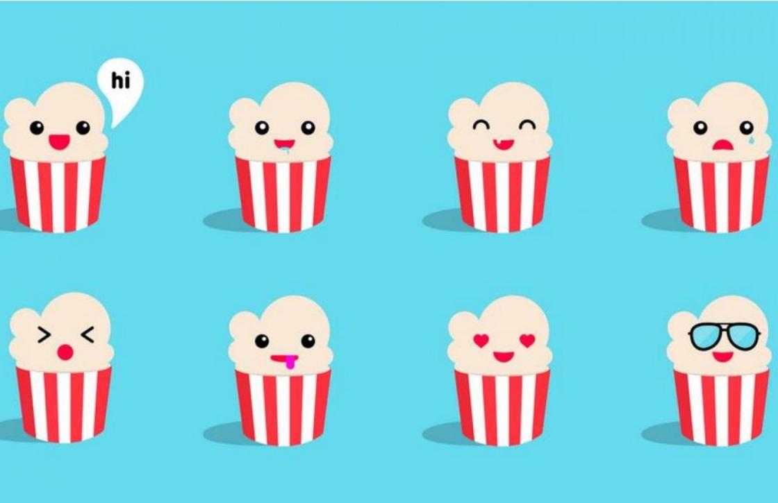 Popcorn Time kan films en series lokaal opslaan voor offline gebruik