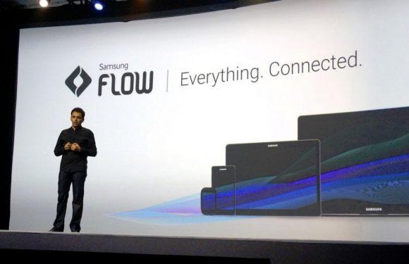 Samsung gaat samenwerking smartphones, gadgets, pc's en tv's verbeteren