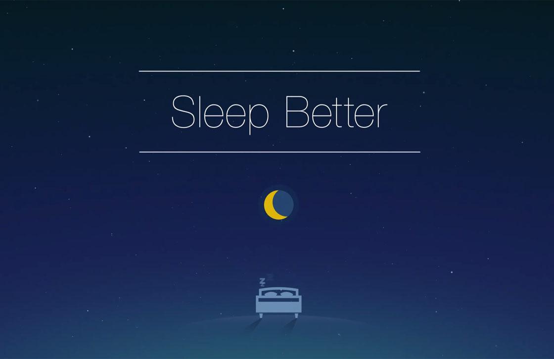 Slecht geslapen? Verbeter je slaapkwaliteit met Sleep Better
