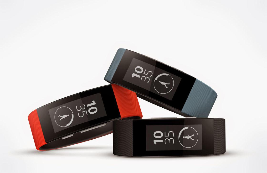 'Sony lanceert stijlvolle e-paper-smartwatch in 2015'