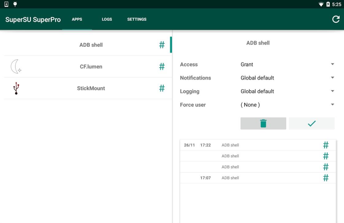 Nederlandse root-app SuperSU krijgt Lollipop-ondersteuning