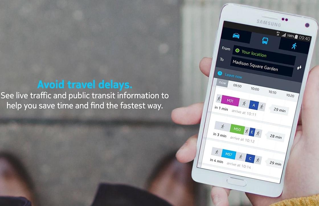 Handige offline navigatie-app Nokia HERE uit bèta