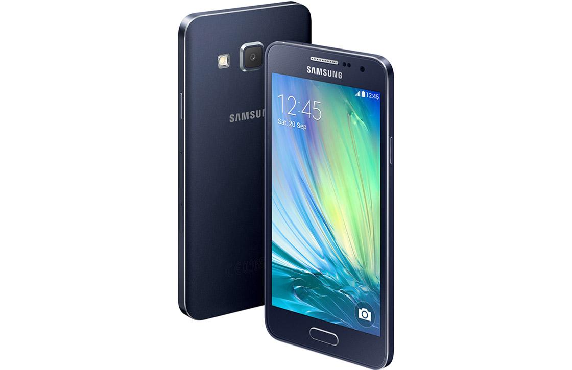 'Samsung Galaxy A3 in januari naar Nederland voor 309 euro'