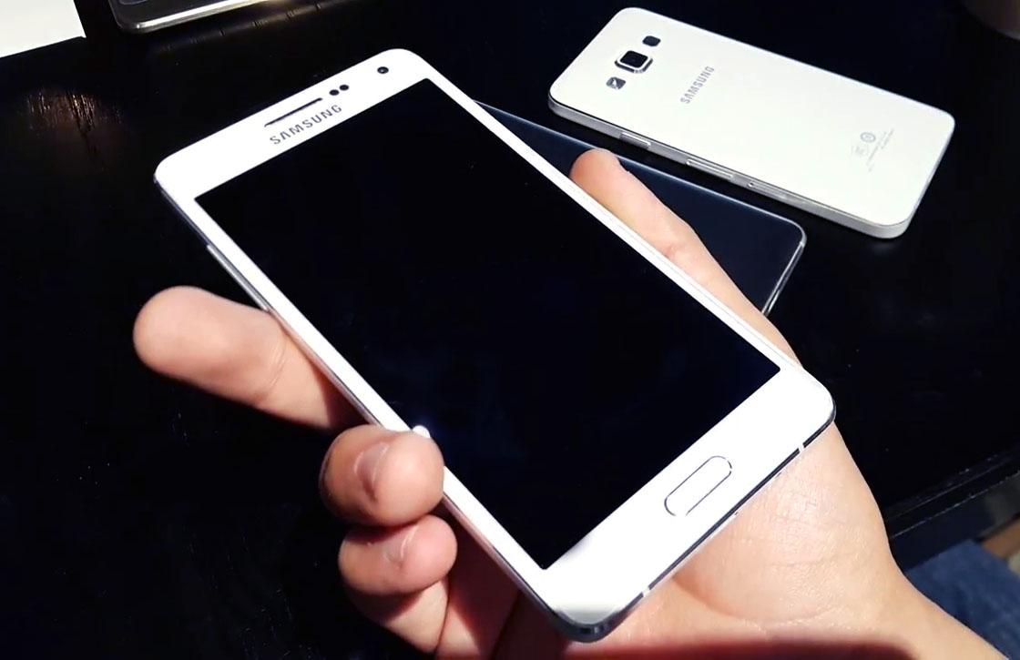 'Samsung werkt aan drie nieuwe Galaxy A-smartphones'