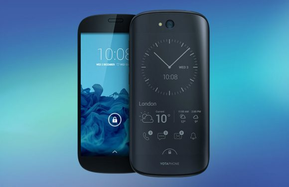 YotaPhone 2 vanaf 8 december verkrijgbaar voor 699 euro