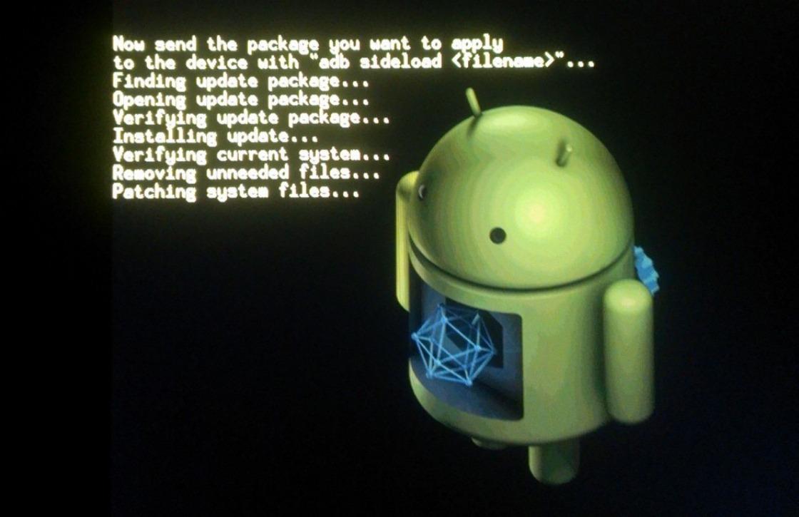 In 4 stappen een Android-update op je toestel flashen
