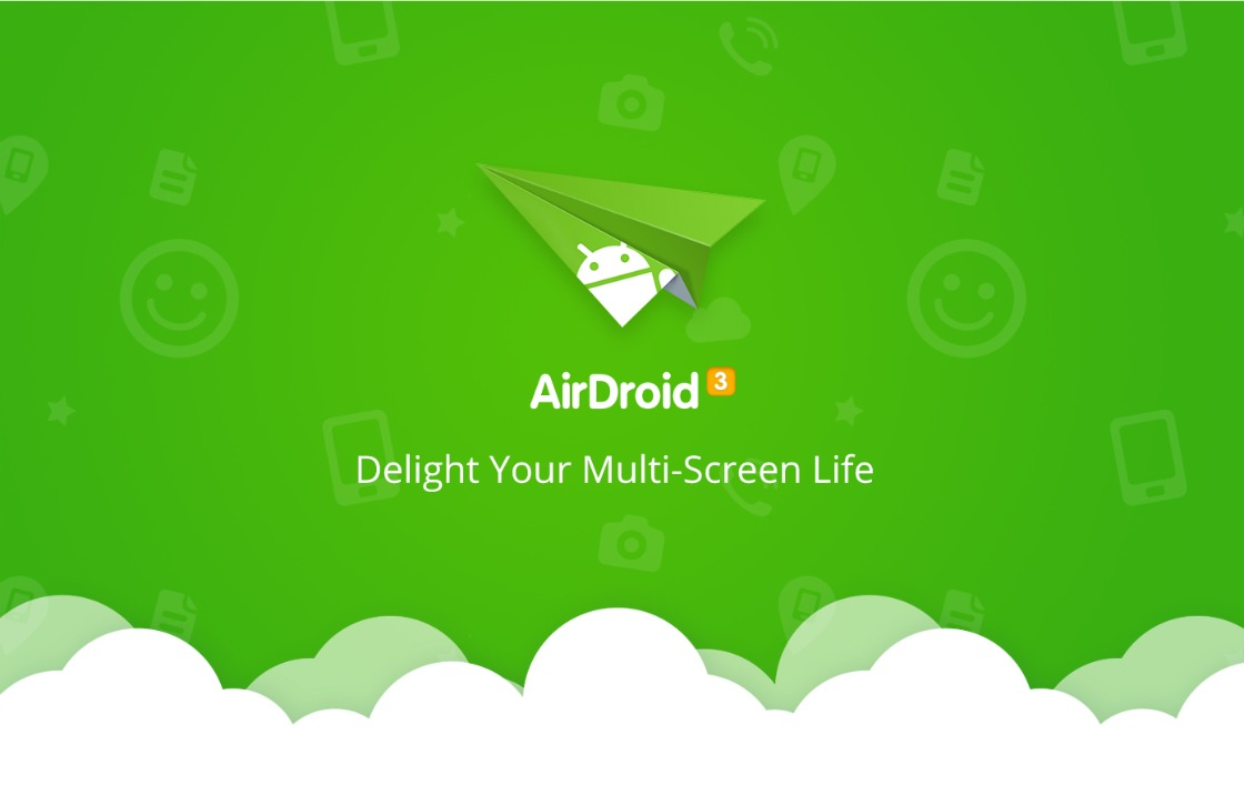 AirDroid laat je nu bestanden delen met mensen in de buurt