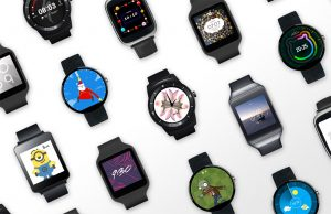 nieuwe android wear-smartwatches