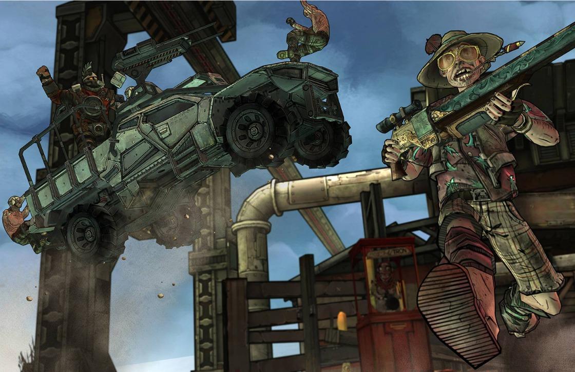 Nieuwe Telltale-game Tales from the Borderlands beschikbaar