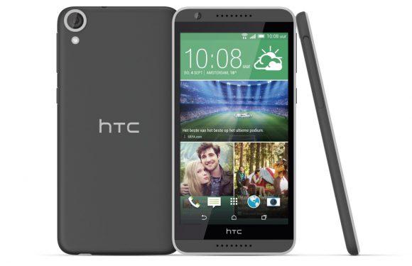 Grote HTC Desire 820 vanaf nu te koop voor 399 euro