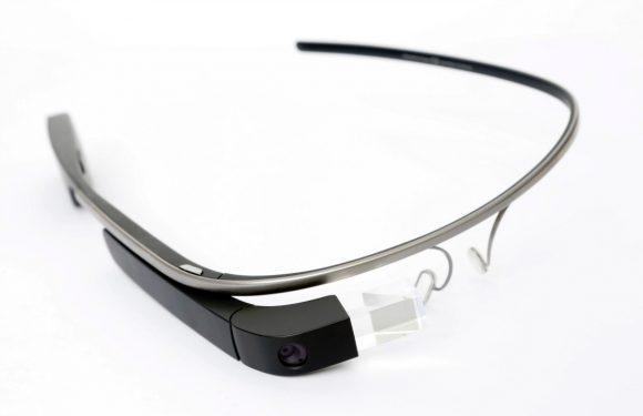 'Nieuwe versie Google Glass verschijnt binnenkort'