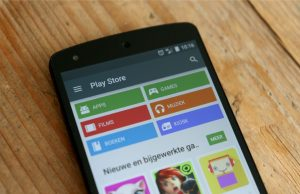 Google Play advertenties